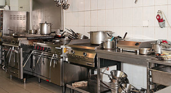 Commercial Kitchen On Rent Service