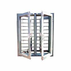 Steel Window Frame Fabrication Service