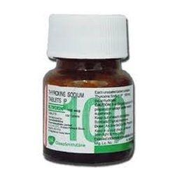 Thyroxine and Levothyroxine Tablets