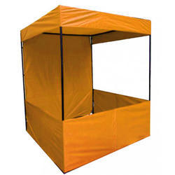 Yellow Polyester Canopy