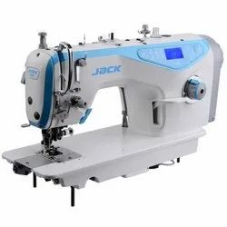 JACK JK-5558G Lockstitch Edge Cutter Sewing Machine