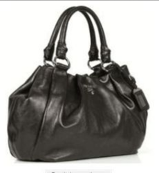 Black Color Ladies Purse