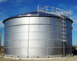 Cotton Seeds Storage Tank