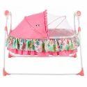 Automatic Swinging Baby Cradle