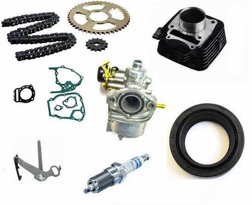 Engine Transmission Parts For Tvs Bikes