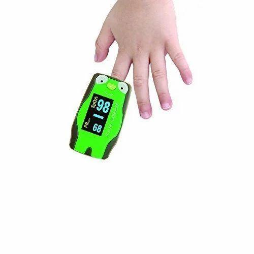 Pediatric Finger Pulse Oximeter