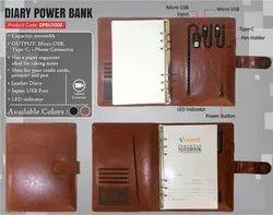 Smart Power Bank Notebook