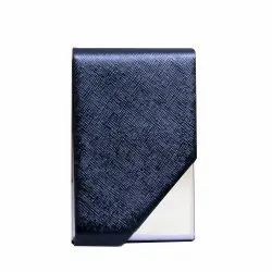 Leather Debit ,Credit, Visiting Card Holder