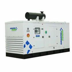 Greaves Power 400 Diesel Generator, Model Number: GPWII-400