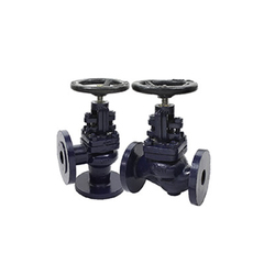 Cast Iron Stop Cum Non-Return Valve