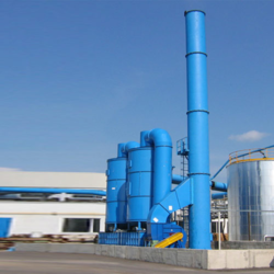 Industrial Scrubber Plant