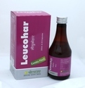 Capsules Sricure Herbs Leucorrhea Syrup, Packaging Size: 200 Ml Syrup + 30 Capsules, Packaging Type: Pet Bottle
