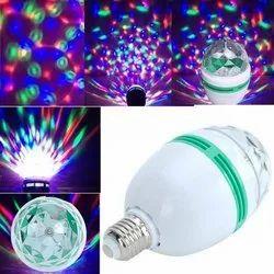 Automotive LED Bulb LED Full Color Disco Light Bulb, for Indoor, Base Type: B15