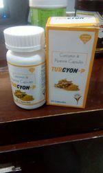 Curcumin & Piperine Capsules