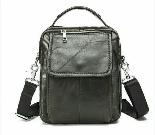 4912a527fffe Messenger Bag - Genuine Leather Cross body Bag Handbag Messenger Bag.  Manufacturer from Kolkata