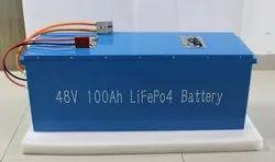 48 V 100Ah LiFePO4 Battery Pack