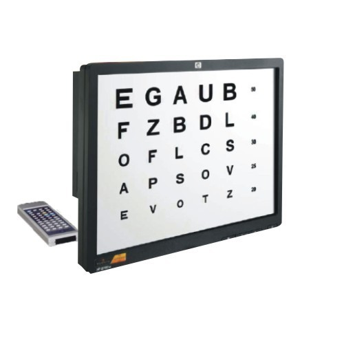 Auto LED Vision Chart