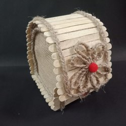 Jute & paper Hand Craft, For Decoration
