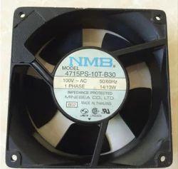 Black 4715PS-10T-B30 NMB Cooling Fan