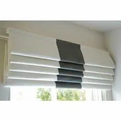 Polyester Roman Blinds