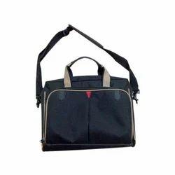 Pu Leather Adjustable Side Shoulder Sling Bag, For Office, 2 Kg