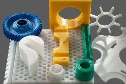 Hi-Tech Multicolor Plastic Components