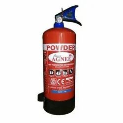 ABC Type Fire Extinguishers- 9 Kg