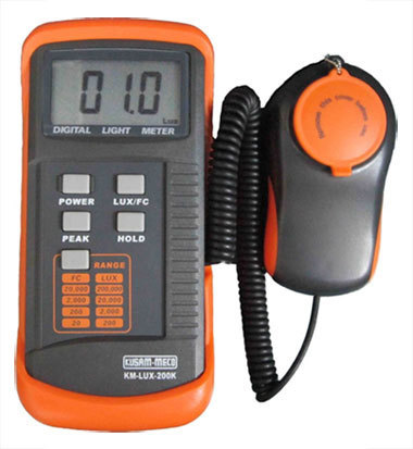 Digital Lux Meters - Kusam Meco KM-LUX-99 Wholesale Trader