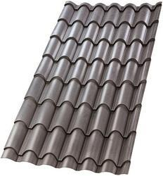 Geo Grey Matte Finish Ultima Eurotile Roofing Sheet