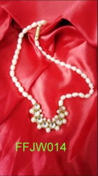 White Perl Necklace