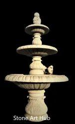 Three Tier Fountain