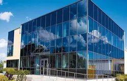 Reflective Construction Glass