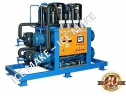 Ice Make Water Chiller (Water-Cooled)