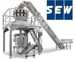 Automatic Pouch Packing Machine with Multi Head
