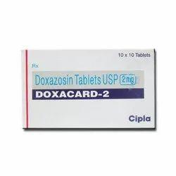 Doxazosin Tablets 2 Mg
