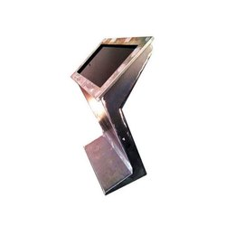 Kiosk Display Stand Fabrication, in Client Site