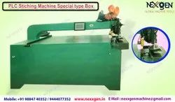 PLC Stiching Machine Special Type Box