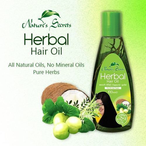 fdb6fdb1e463 Herbal Hair Oil
