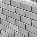 Rectangular Gray Fly Ash Brick