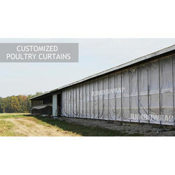 Poultry Curtains Cover/Poultry Tarpaulin