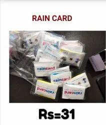 Pocket rain cover