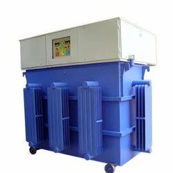 Servo Voltage Stabilizer Three Phase
