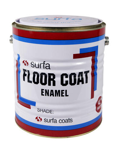 Surfa Floor Coat Enamel Paint