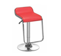 Leatherette Bar Stool Chair