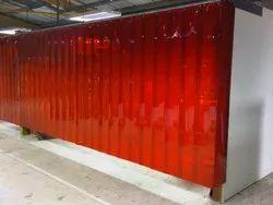Welded PVC Strip Curtain