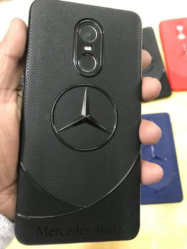 Soft Mercedes Benz Mobile Case Cover