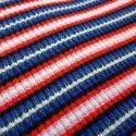 Rib Lycra Knitted Fabric