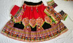 Navratri Special Kutch Embroidered chaniya choli
