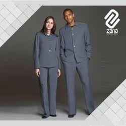 Grey Housekeeping Uniform