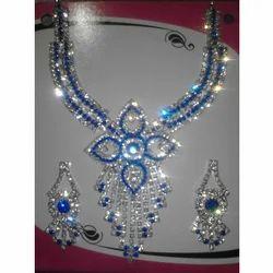 Hetvi American Diamond Set